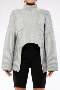 Rehab High Low Sweater - Product List Image