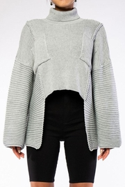 Rehab High Low Sweater - Front cropped