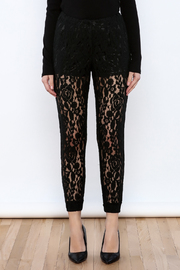Rehab Lace Pants - Side cropped