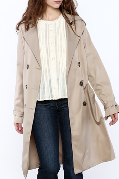Rehab Classic Trench Coat - Product List Image