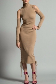 Rehab Turtleneck Midi Dress - Product Mini Image