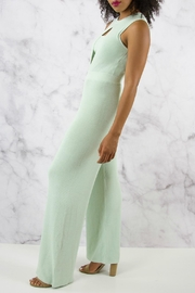 Rehab Wide Leg Jumpsuit - Front full body