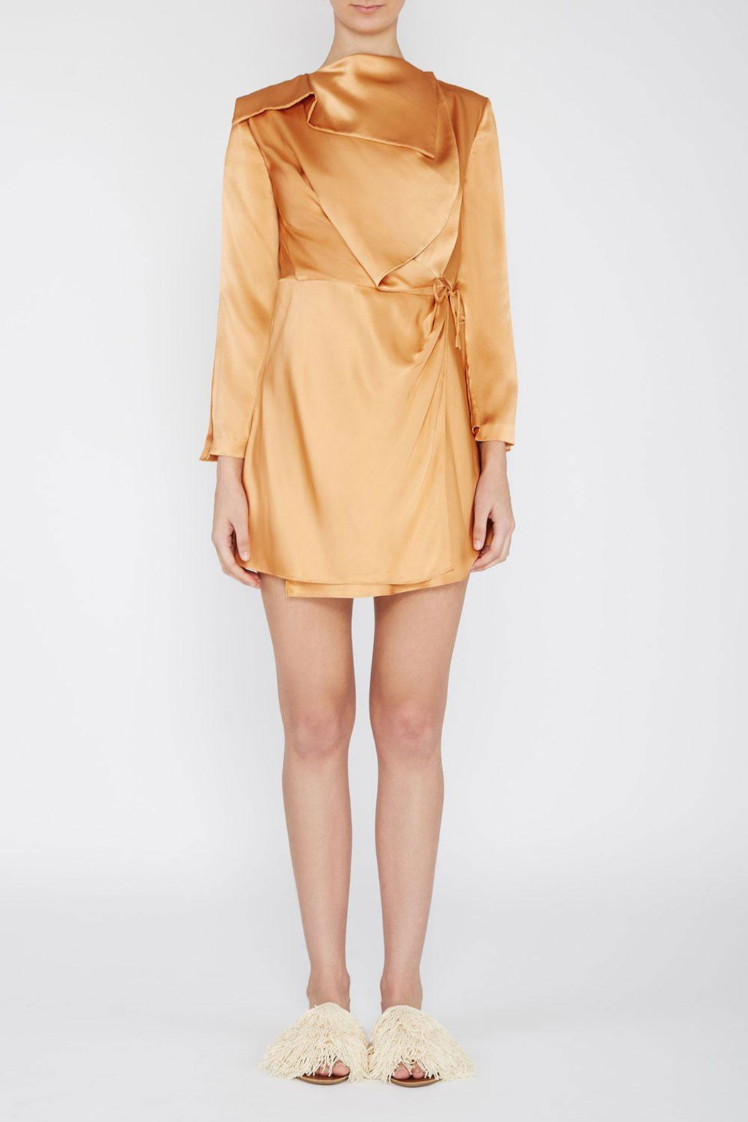 Acler Reid Wrap Dress - Main Image