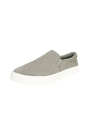 Soda Reign Faux-Suede Sneaker - Product Mini Image