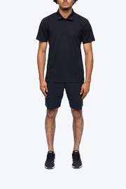 Reigning Champ Men's Polartec Delta Polo - Side cropped