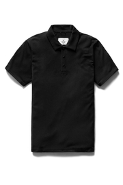 Reigning Champ Men's Polartec Delta Polo - Front cropped