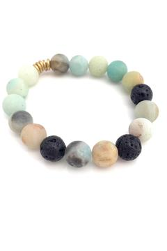 Reija Eden Jewelry Amazonite Bracelet - Alternate List Image