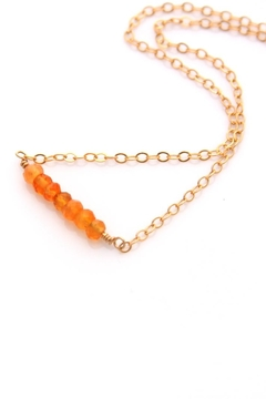 Shoptiques Product: Carnelian Necklace