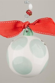 Glory Haus Reindeer Ball Ornament - Front full body