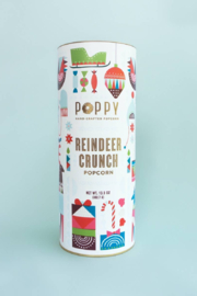 Poppy Handcrafted Popcorn Reindeer Crunch Popcorn Cylinder - Product Mini Image