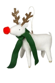 Meri Meri Reindeer Felt Tree Decoration - Product Mini Image
