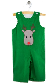 funtasia too Reindeer Longall - Front cropped
