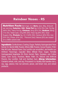 Candy Club Reindeer Noses - Alternate List Image