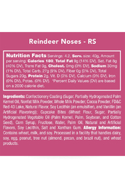 Candy Club Reindeer Noses - Front full body