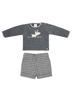 Shoptiques Product: Reindeer Sweater Set.