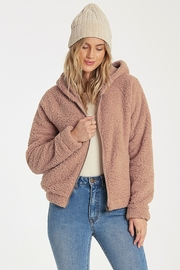 Billabong Reine Down Fleece Jacket - Product Mini Image