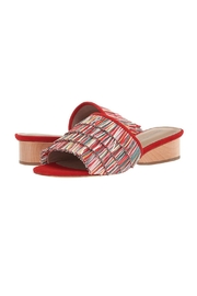 Donald Pliner Reise Fringed Sandal - Product Mini Image