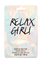 Fashion Angels Relax Girl! Face Mask - Product Mini Image