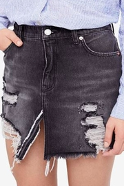 Free People Relaxed And Destroyed - Product Mini Image