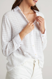 Bella Dahl  Relaxed Button Down Top - Side cropped