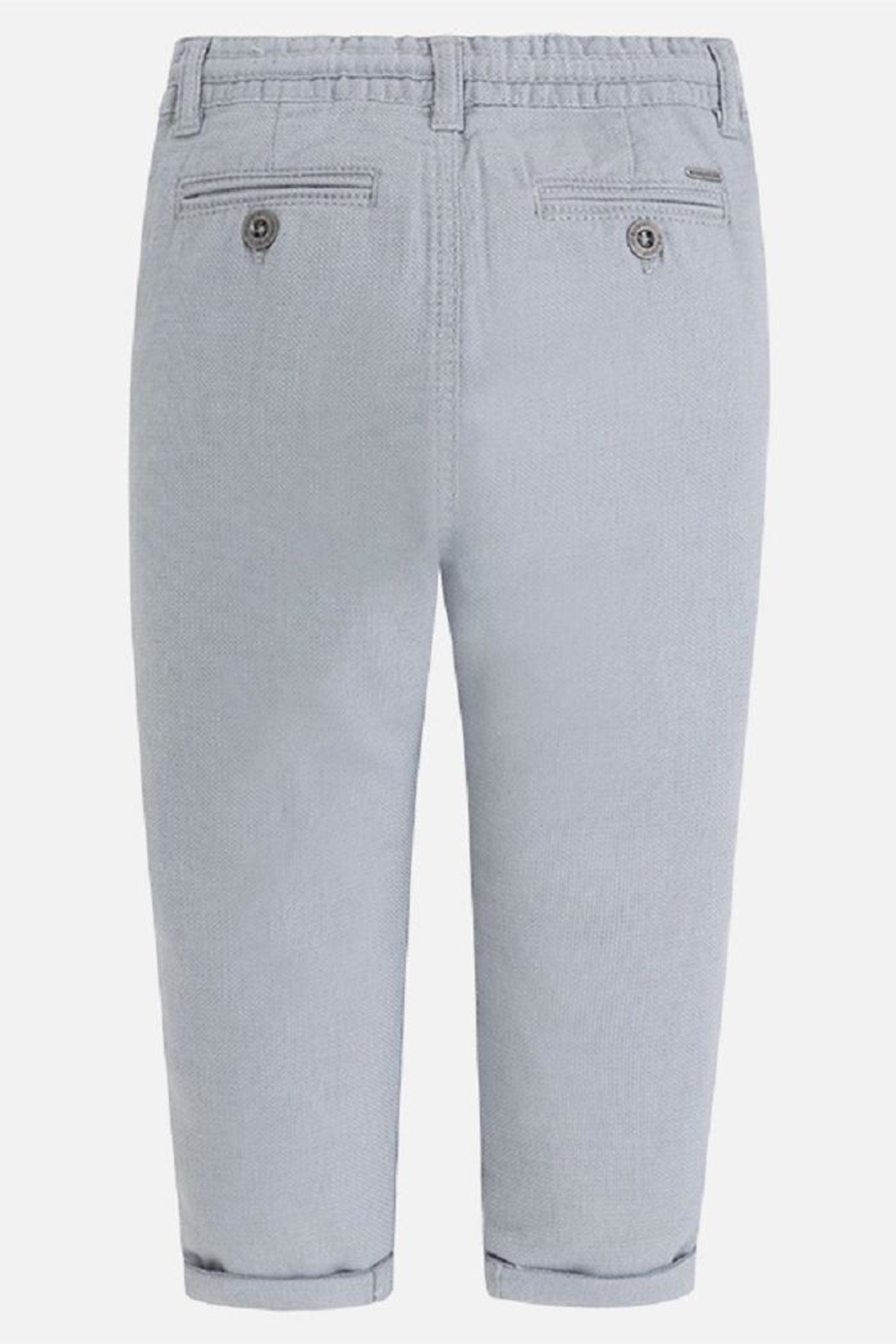 Mayoral Relaxed Chino Pant - Side Cropped Image