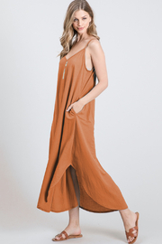 Tres Bien Relaxed Fit Dress - Front full body