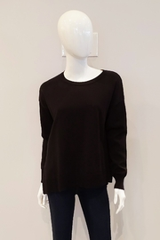 UNWINE Relaxed Fit Sweater, Black - Product Mini Image