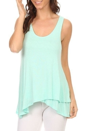 Chris & Carol Relaxed Fit Tank - Product Mini Image