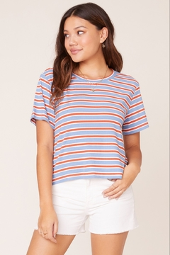BB Dakota Relaxed Fit Tee - Product List Image