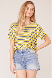 BB Dakota Relaxed Fit Tee - Front cropped