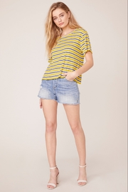 BB Dakota Relaxed Fit Tee - Side cropped
