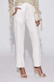 SIR the label Relaxed Silk Pant - Product Mini Image