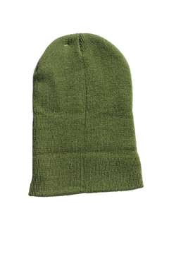 Minx Relaxed Solid Beanie - Alternate List Image