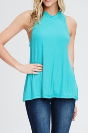 Jolie Relaxed Style Tank - Product Mini Image