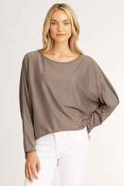 Indigenous Relaxed Tee Pullover - Front cropped