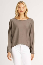 Indigenous Relaxed Tee Pullover - Side cropped
