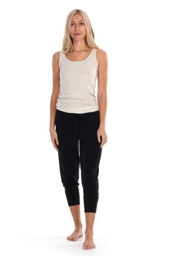Paper Label Relaxed Tencel Sweat - Alternate List Image