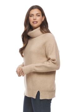 FDJ Jeans  Relaxed Turtleneck Sweater - Product List Image