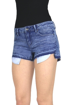 Tractr Blu Released Hem Short - Product List Image