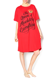 Relevant Queen Sleep Shirt - Product Mini Image