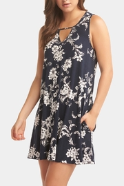 Tart Collections Remington Print Dress - Side cropped