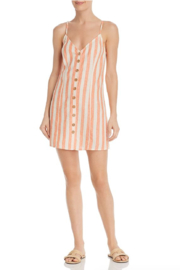 Show Me Your Mumu Remington Stripe Dress - Product Mini Image