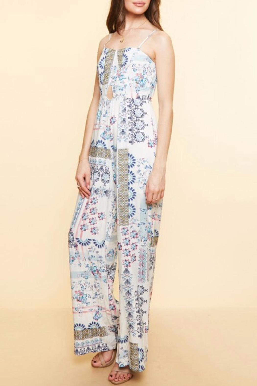 Available Removable  Straps Jumpsuit - Side Cropped Image