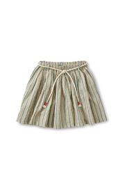 Tea Collection Removable Tie Twirl Skirt - Front cropped