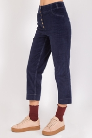 Movint Remy Corduroy Trousers - Front full body