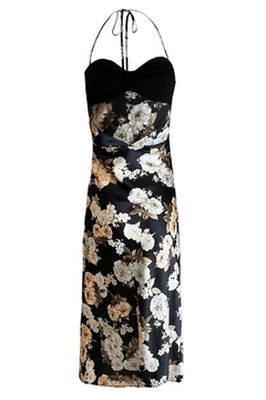 Renamed Clothing Floral Midi Dress - Alternate List Image