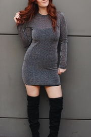 Renamed Clothing Long Sleeve Dress - Front cropped