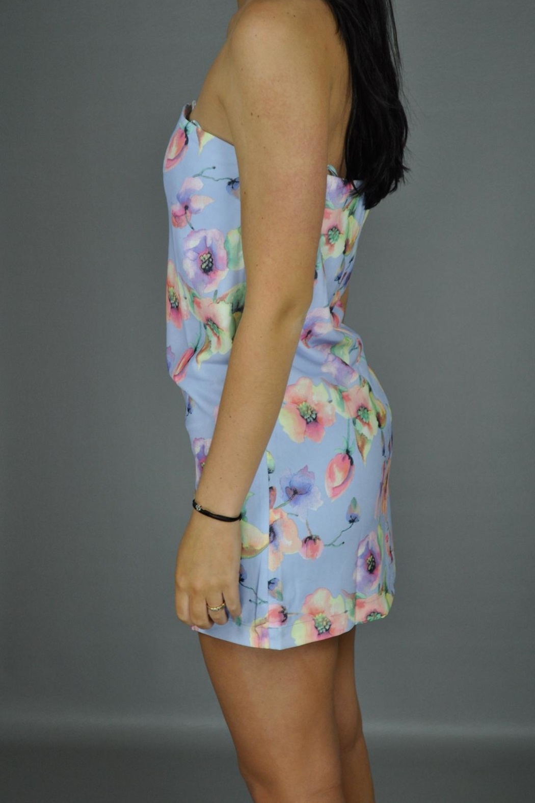 Renamed Clothing Spring Dreamin' Dress - Side Cropped Image