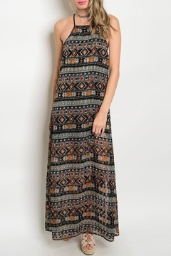 Renamed Clothing Tribal Maxi Dress - Product List Image