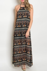 Renamed Clothing Tribal Maxi Dress - Product Mini Image